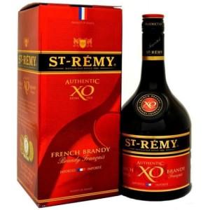 Бренди Франции Saint Remy Authentic XO 6 yo / Сан Руми Аутентик ИксО 6 ео, 0.7 л (под.уп.) [3161420002467]
