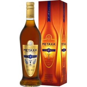 Бренди Греции Metaxa 7 yo / Метакса 7 ео, 0.7 л (под.уп.) [5202795130022]