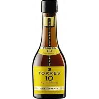 Бренди Испании Torres 10 yo / Торрес 10 ео, 0.05 л [84155795]