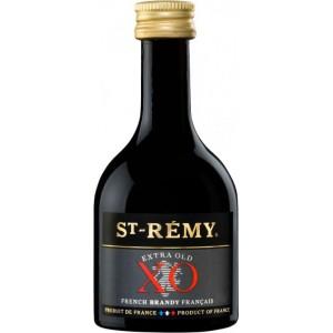 Бренди Франции Сан-Реми, Аутентик / Saint-Remy, Authentic, XO, 40%, 0.05 л [3161420002559]
