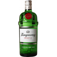 Джин Tanqueray London Dry Gin 0.7 л 47.3% [5000281005904]