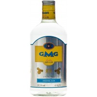 Джин Германии GMG London Dry Gin, 37.5%, 0.7 л [4009887165709]