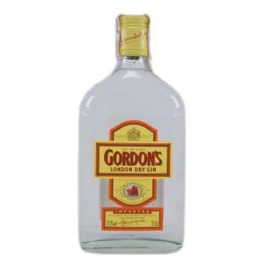 Джин Великобритании Gordon's, 40%, 0.375 л, [5000289020404]