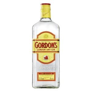 Джин Великобритании Gordon's / Гордонс, 0.7 л [5000289925440]
