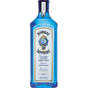 Джин Великобритании Bombay Sapphire, 47%, 0.75 л [5010677715003]