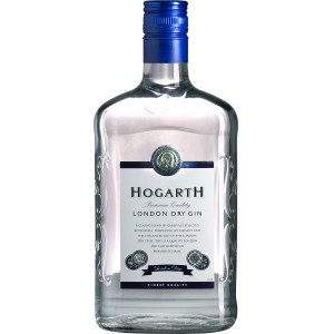 Джин Голландии Hogarth London Dry / Джин Хогарт Лондон Драй, 37.5%, 0.7 л [8710701027627]