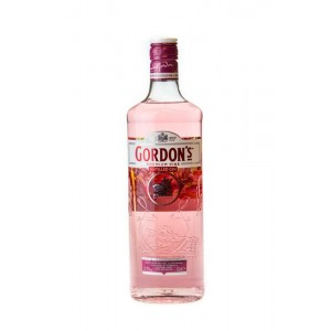 Джин Великобритании Gordon's Premium Pink / Гордонс Премиум Пинк, 37.5%, 0.7 л [5000289929417]