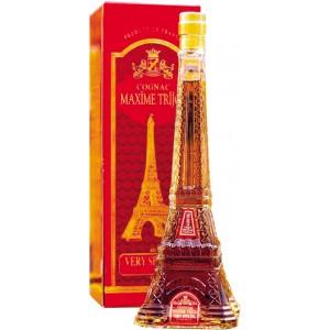 Коньяк Максим Трижоль / Maxime Trijol Eiffel, VS 40%, 0.5л, в коробке [3544680010920]
