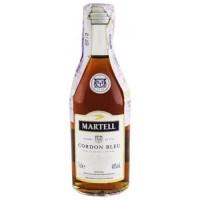 Коньяк Франции Martell Cordon Blue, 40%, 0.05 л [3219820009996]