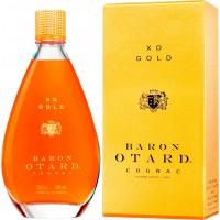 Коньяк Франции Baron Otard XO Gold 10 yo / Барон Отард ИксО Голд 10 ео, 0.7 л (под.уп.) [3253781250028]