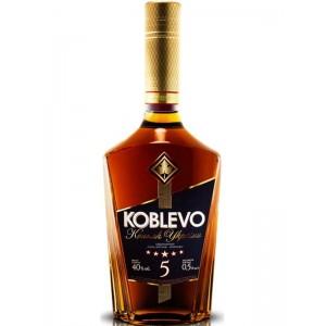 Коньяк Украины Коблево ординарный 5 года, 0.5 л [4820182220074]