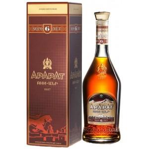 Коньяк Армении ArArAt Ani 6 yo / АрАрАт Ани 6 ео, 0.7 л (под.уп.) [4850001001973]