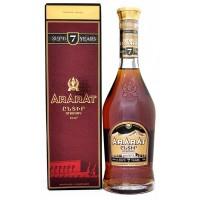 Коньяк Армении ArArAt Otborny 7 yo / АрАрАт Отборный 7 ео, 0.5 л (под.уп.) [4850001001997]