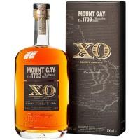 Ром Mount Gay Extra old от 8-15 лет выдержки 0.7 л 43% в подарочной упаковке [9501007803508]