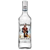 Ром Карибских островов Captain Morgan White / Капитан Морган Уайт, 0.7 л [5000281040899]