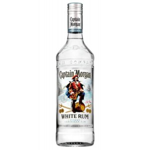 Ром Captain Morgan White 0.7 л 37.5% [5000281040899]