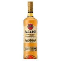 Ром США Bacardi Carta Oro от 2 yo, 40%, 0.7 л [5010677028899]