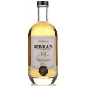 Ром Ямайки Mezan Jamaican XO Extra Gold, 40%, 0.7 л [5060033841242]