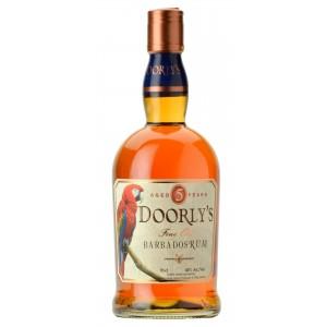 Ром Барбадоса Doorly's 5 yo Gold, 40%, 0.7 л [724803003005]
