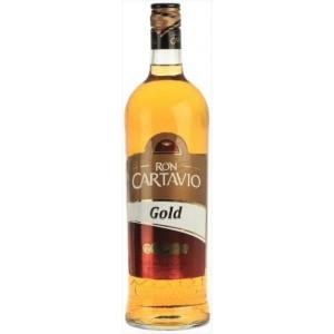 Ром Перу Cartavio Gold / Картавио Голд, 0.7 л [7751738001274]