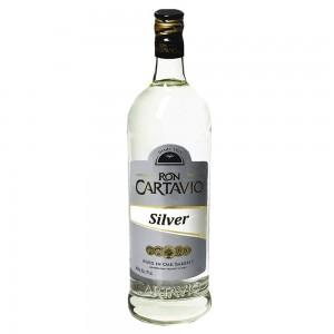 Ром Перу Cartavio Silver / Картавио Сильвер, 1.0 л [7751738445658]