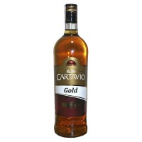 Ром Перу Cartavio Gold 2 yo / Картавио Голд 2 eo, 1 л [7751738445665]