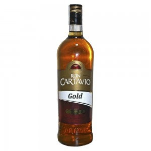 Ром Перу Cartavio Gold 2 yo / Картавио Голд 2 eo, 1 л [7751738445665]