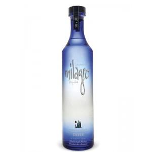 Текила Мексики Milagro Silver / Милагро Сильвер, 0.75 л [5010327404011]