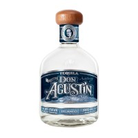 Текила Мексики Don Agustin Blanco 100% Agave / Дон Агустин Бланко 100% Агава, 40%, 0.75 л [6984506230014]