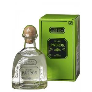 Текила Мексики Patron Silver под.кор., 40%, 0.75 л [7217733000029]