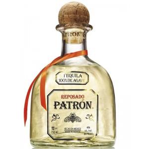 Текила Мексики Patron Reposado, 40%, 0.375 л (под.уп.) [7217733000951]