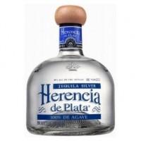 Текила Мексики Herencia De Plata Silver / Эренсия де Плата Сильвер, 0.7 л [7501054899280]
