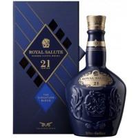 Виски Chivas Regal Royal Salute / Чивас Ригал Роял Салют, 0.7 л  (под. уп.) [5000299211243]