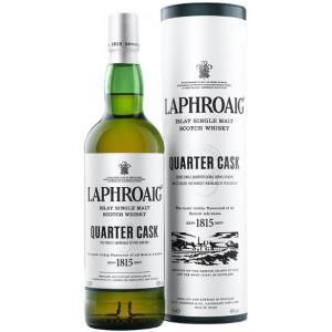 Виски Laphroaig Quarter Cask 0.7 л 48% [5010019640161]