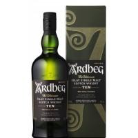 Виски Шотландии  Ardbeg 10 yo / Ардбег 10 лет, 46%, 0.7 л [5010494195286]