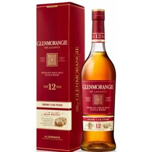Виски Шотландии Glenmorangie Lasanta 12 yo / Гленморанджи Ласанта 12 ео 0.7 л (под.уп.) [5010494917840]