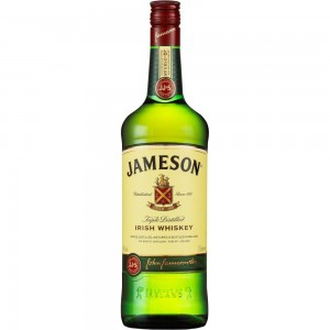 Виски Jameson Irish Whiskey 1 л 40% [5011007003227]