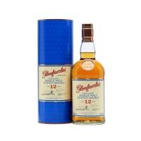 Виски Шотландии Glenfarclas 12 yo / Гленфарклас 12 ео, 0.7 л [5018066112433]