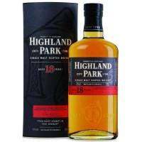 Виски Highland Park 18 YO 0.7 л 43% [5010314005108]