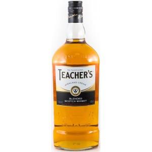 Виски Шотландии Teacher's Highland Cream 4 yo / Тичерс Хайленд Крим 4 ео, 1 л [5010093210007]