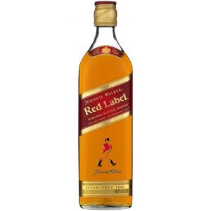 Виски Johnnie Walker Red label выдержка 4 года 0.35 л 40% [5000267014807]