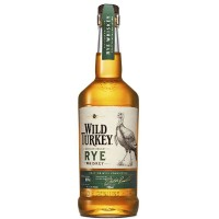 Бурбон США Wild Turkey Kentucky Straight Rye 4 yo / Уайлд Туркей Страйт Рей 4 ео, 0.7 л [721059847001]