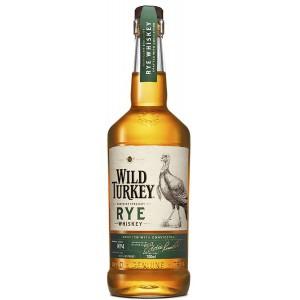 Бурбон США Wild Turkey Kentucky Straight Rye 4 yo / Уайлд Туркей Страйт Рей 4 ео, 0.7 л [721059847001]