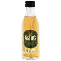 Виски Шотландии Grant's Sherry Cask / Грантс Шерри Каск, 0.05 л [2109757097573]