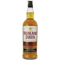 Виски Шотландии  Highland Queen / Хайленд Квин, 40%, 0.7 л [3267682136152]