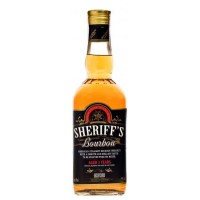 Бурбон США Sheriff's Bourbon Whiskey, 40%, 0.7 л [4013227014824]