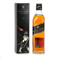 Виски Шотландии Johnnie Walker Black label 12 yo / Джонни Уокер Блэк лэйбл 0.5 л [5000267024400]
