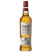 Виски Шотландии  Dewar's White Label от 3 yo / Дюарс Уайт Лэйбл, 0.5 л [5000277000838]