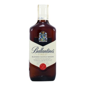 Виски Шотландии Ballantine's Finest / Баллантайнс Файнест, 1 л [5010106111956]