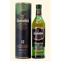 Виски Шотландии Glenfiddich 12 yo / Гленфиддик 12 лет, 0.7 л [5010327000176]